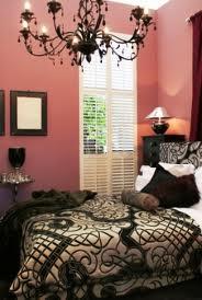 sovrum rosa svart  Inredningsblogg