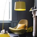 gula färger